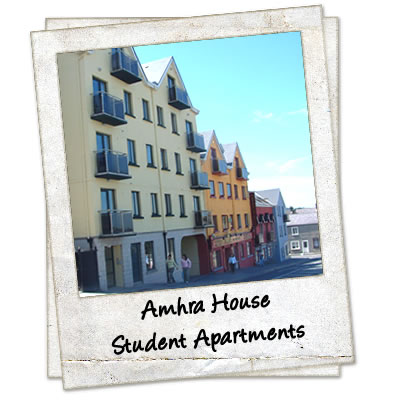 Amhra House Student Apartments Galway